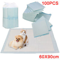 Dog Puppy Extra Large Training Pads Pad Wee Wee Floor Toilet Mats 90*60cm