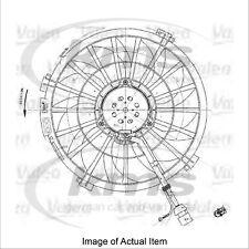 New Genuine VALEO Radiator Cooling Fan 698542 Top Quality