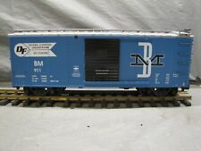 New ListingUsa Trains G Scale Boston & Maine Boxcar #911