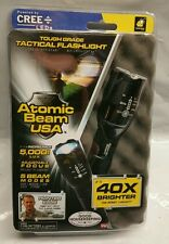 NSIB Atomic Beam USA Tough Grade Tactical Flashlight