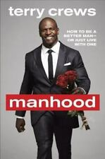 MANHOOD BOOK BY CREWS, TERRY - LIKE NEW (see description) - HARDCOVER