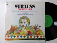 9071) LP - Strauss - Greatest Hits - Ormandy - CBS - S 30 002