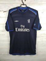 Chelsea jersey Medium training shirt soccer football Umbro
