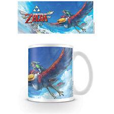 The Legend Of Zelda - Skyward Sword Mug x 2 BRAND NEW (Set of 2 Mugs)