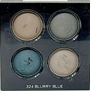 Chanel Eyeshadow Les 4 Ombres 324 Blurry Blue