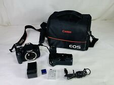 Canon Rebel T3i 18mp Digital SLR Camera Guaranteed to Work Perfect Shutter 5750