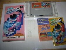Pro Soccer Super Famicom SFC SNES Japan import complete in box
