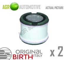 2 x BIRTH REAR AXLE BEAM MOUNTING BUSHES GENUINE OE QUALITY REPLACE 50909