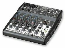 Behringer 802 XENYX 8 Input 2 Bus Mixer