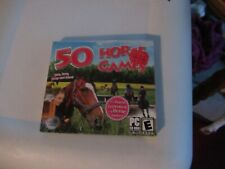 50 Horse Games PC NEW SEALED Viva Media
