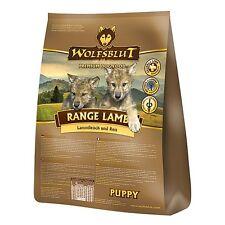 Wolfsblut Range Lamb Puppy 15 kg Hundefutter mit Lamm