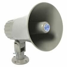 Atlas Sound GA-15T Utility Horn w/ 25/70V 15W Transformer (8 Horns) (NIB)