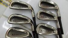 DAIWA globeride ONOFF Under Cut Cavity 6pc  R-flex Irons Set Golf 10287
