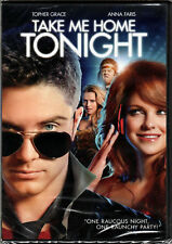 TAKE ME HOME TONIGHT The MOVIE on a DVD with TOPHER GRACE and ANNA FARIS Comedy!