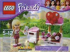 LEGO Friends 30105 Stephanie and Mailbox New