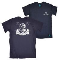 FB Scuba Diving Tee - Lifes Short Dive Hard - Novelty Birthday Mens T-Shirt