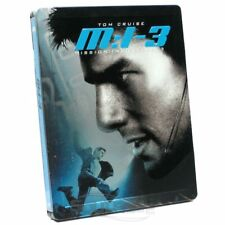 Mission: Impossible 3 [Steelbook] (mit dt. Ton) [Blu-ray] NEU / sealed