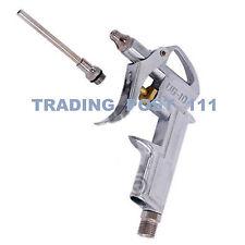 "Neilsen Air Blow Gun Compressed Air Duster 2 x Nozzles 1/4"" / 2832*"