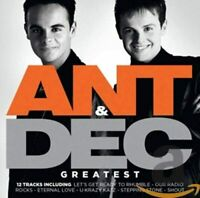 Ant & Dec - Greatest Hits / The Best Of CD NEW/SEALED