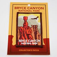 Official Bryce Canyon National Park Souvenir Patch Thor's Hammer Hoodoos Utah
