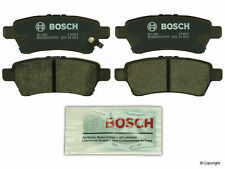 4 New Rear Bosch Quietcast Ceramic Brake Pads BC1101 Ships Fast