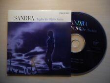 SANDRA : NIGHTS IN WHITE SATIN [ CD SINGLE ]