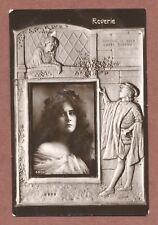 Romeo & Juliet 1908, RP Hallmark, Ms L.Stevenson  54 Truro Rd Wood Green   AH295