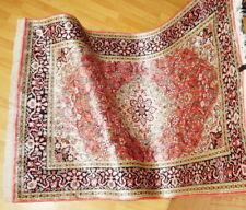 100%EchteTeppich Carpet Rug HandgeknüpftKaschmirSeide/ Silk-  Neu+Top/Ware