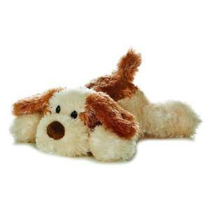 """8"""" Scruff The Dog Aurora Plush Stuffed Animal Toy Cute Cuddly Puppy Pup Doggy"""