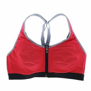 Victoria's Secret Sport Bra Knockout Front Close Underwire Support New Nwt Vs