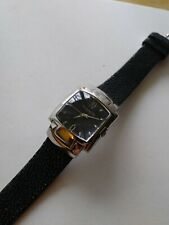 Kenneth Cole Watch Genuine Stingray Leather