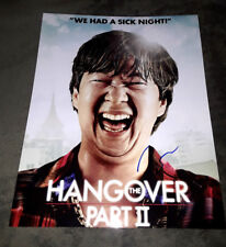KEN JEONG THE HANGOVER AUTOGRAPHED SIGNED 11X14 PHOTO #2 W/COA