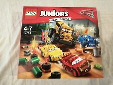 LEGO 10744 DISNEY CARS 3: THUNDER HOLLOW CRAZY 8 RACE - Brand new unopened