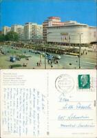 "Ansichtskarte Leipzig Warenhaus ""Konsument"" am Brühl 1969"