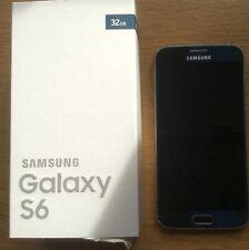 Samsung Galazy S6 32GB Memory Black Sapphire SM-G920F