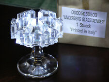 Underberg Glas- Ständer für 7 Flaschen - original, neu mit Karton