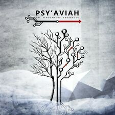 PSY'AVIAH The Xenogamous Endeavour CD 2014