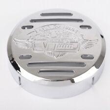 Round V-twin Horn Cover for Yamaha V-star 650 1100 Classic Custom PE