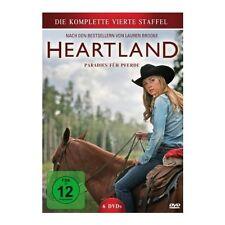 Heartland - Paradies für Pferde - Staffel 4 6x DVD Amber Marshall (Amy Fleming..