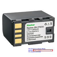 Kastar Replacement Battery for JVC BN-VF823 BN-VF823U JVC BN-VF923 BN-VF923U