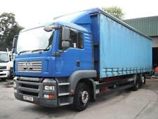 Right-hand drive Curtain Side Commercial Lorries & Trucks 6x2 Axel Configuration