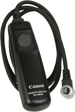 Canon Remote Switch RS-80N3 Shutter Release Cord Open Box