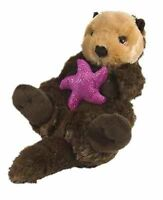 15 Inch CK Sea Otter Plush Stuffed Animal by Wild Republic