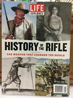 LIFE EXPLORES HISTORY OF THE RIFLE OCTOBER 2020 BRAND NEW MAGAZINE