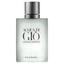 Acqua Di Gio Cologne for Men By Giorgio Armani Eau De Toilette Spray 1.7 oz