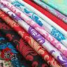 Chinese Costume Dress Baby Clothes Kimono Damask Silk Satin Pteris Sewing Fabric