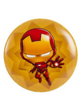 Marvel DyeMax Disc Golf Dynamic Discs Invincible Iron Man Judge Mini Marker New