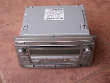 TOYOTA Camry Corolla PRADO Hiace Hilux GENUINE CD MP3 PLAYER BLUETOOTH AUDIO