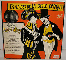 Mathe Altery   Treize Valses De La Bella Epoque Jacques Metehen Pathe LP Record