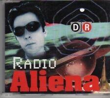 (BM795) DJ Ringo, Radio Aliena - 1998 CD